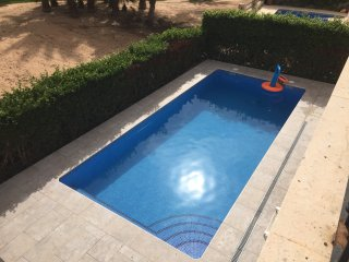 Mar Menor Golf Resort villa with new heated pool, Wii, Golf Clubs