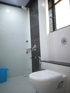 Clean and hygienic bathrooms