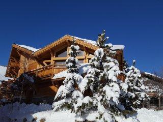 CHALET RÊVE D'HIVER    Location meublé  5 *****, L'Alpe-d'Huez