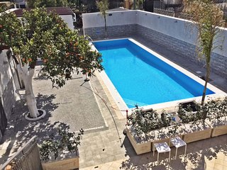 Family Studio near Pompei Ruins with pool,parking, Pompéi