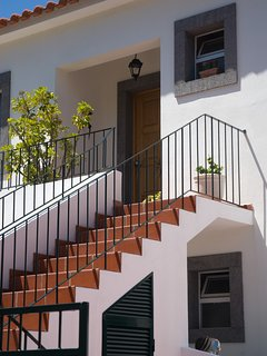 Top Stairs Entrance Door