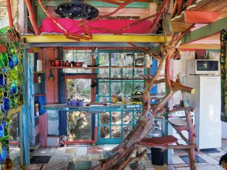 Cabana Floripa , casa arte Florianopolis
