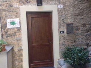 Ingresso principale al centro di Vesallo