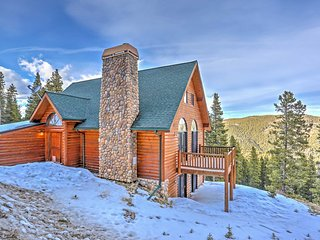 Idaho Springs Home Near Echo Mtn. w/Stunning Views