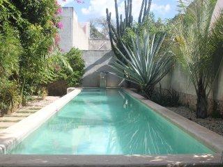 Casa LALA - stunning lap pool, Merida