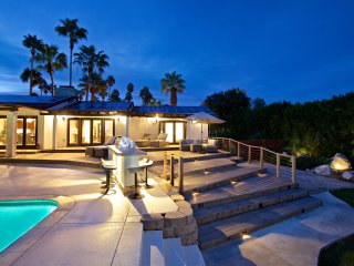 Brand New Listing-Private Luxury villa in heart of Palm Springs