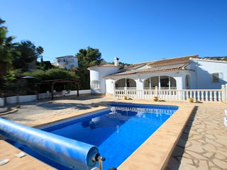 Condela - modern, well-equipped villa with private pool in Costa Blanca