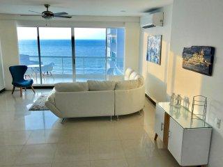 Cartagena Beachfront Condo