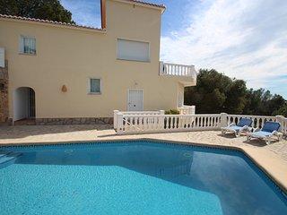 Gavina 4 - modern, well-equipped villa with private pool in Benissa, La Llobella