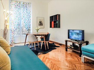 Quiet 1 bedroom in the famous Brera district
