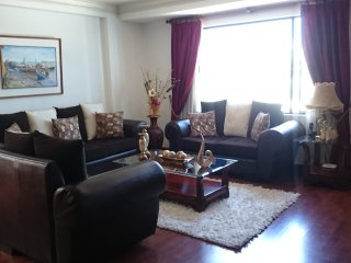 2BR* LUXURY AND EXCLUSIVE LOCATION, La Carolina park. Close to everything, Quito