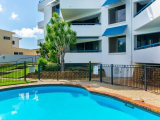 Enjoy the Water Views from Spacious Balcony at Karoonda Sands