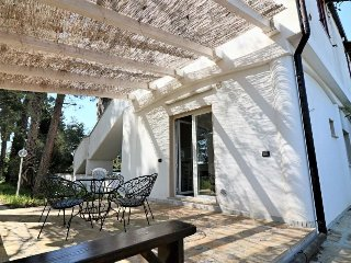 Holiday house depandence in villa in Salento Apulia in Casarano ground