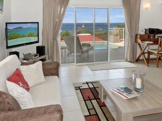 Villa Miki 2 chambres , ideale pour une famille en vacances a St Barthelemy