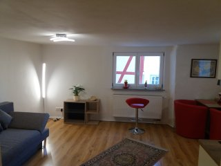 Luna: In the old town/Island Lindau is our charming new 1-room-appartment Luna