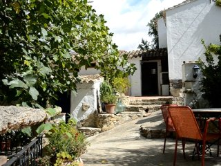 House with wonderful river view, Zahara de la Sierra