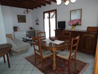 Appart 4pers dans villa avec balcon, terrasse et wifi
