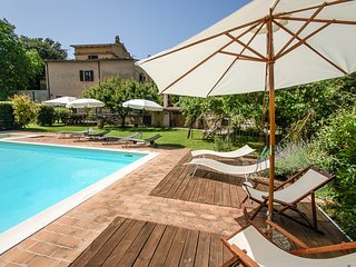 Detached villa with private pool near Todi/Spoleto