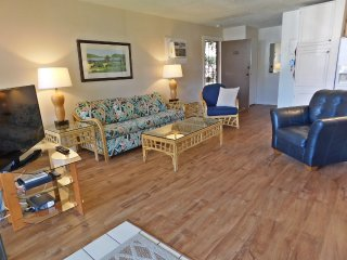 Spacious 2-bedroom Condo on Sugar Beach, Pool, AC, WIFI