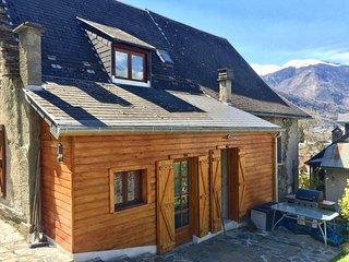 Jolie maison de montagne rénovée