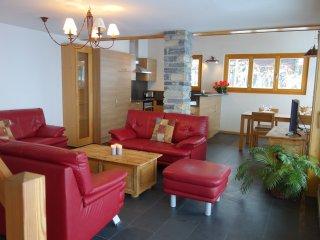 Appartement 4-P Maison OUSSE, Veysonnaz