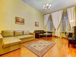 SutkiPeterburg Apartment on Nevsky prospekt