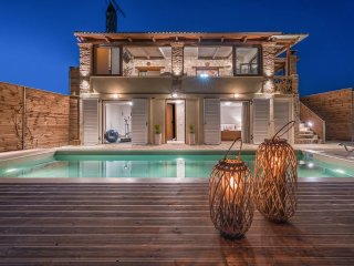 Tramonto 3-Bedroom Villa with Private Pool, Volimes