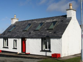 The Old Post Office, Tolsta Chaolais, Isle Of Lewis, Breasclete