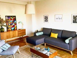 Appartement cozy vue mer en plein centre d'Ajaccio