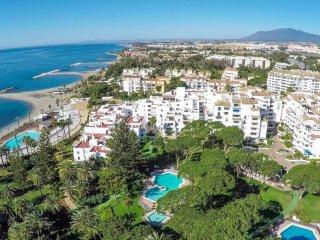 Beachfront Urb. Playas del Duque in Puerto Banus Marbella