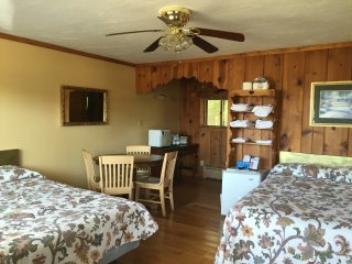 Large Comfy Old Timey Motel room in the U.P.