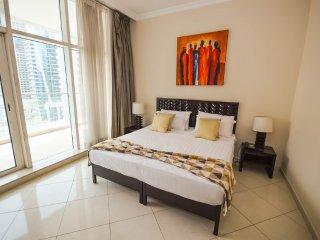 Trident Oceanic, luxury 2Br in Dubai Marina, Dubái