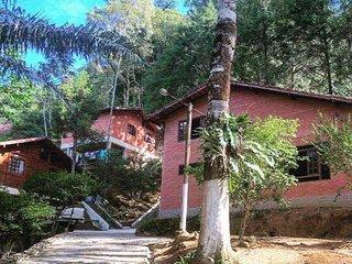 Sitio Recanto dos sonhos, preservacao ambiental, Mata Atlantica.