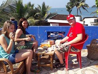 kiara beach hotel Anjuna, vacation rental in Nagoa