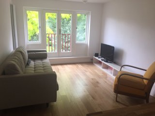 1 big bedroom flat in Haggerston