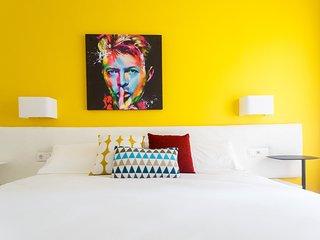 Bowie, La casa del pop