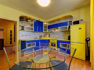 SutkiPeterburg Apartment at Pionerskaya subway station