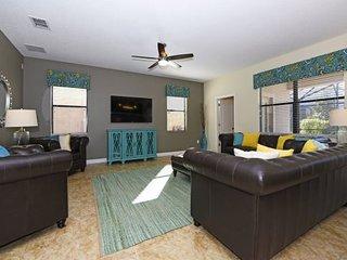 6 Bedroom 6 Bath Pool Home in Gated Golf Resort. 1452MS, Loughman