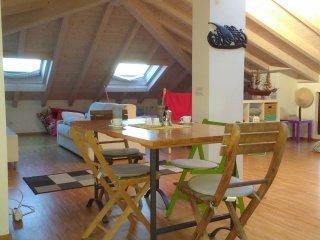 Appartamento open space di charme, a due passi dal Lago Maggiore e da Malpensa