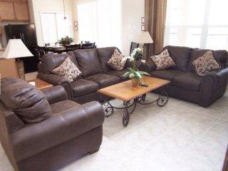 Disney Area 6 Bedroom 4 Bath Resort Pool Home. 956OCB, Davenport
