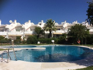 Beautiful Andalusian Townhouse with Sea Views 3 Bedroom 3 Bathroom Sleeps 6-8