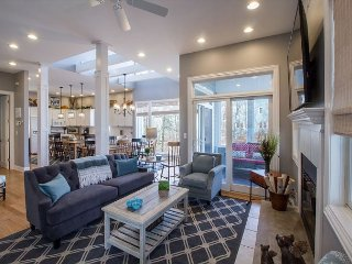 Stunning 7 Bedroom, 5 Master Suits W/ Private Baths & Outdoor Living Space!