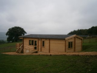 6 cabins sleeps upto 30, Welshpool