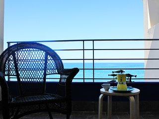 Appartamento vacanze 'Villa Meo' vista mare per 4