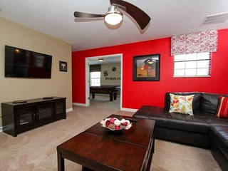 8 Bed 5 Bath Vacation Home In The Golf Community Champions Gate. 1466MVD, Kissimmee