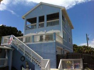 Ocean View Tower, Beach Pool Home, Just Steps To The Sand - Sleeps 10