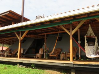 Pyramid Retreat/Vacation - Group discount, Isla Loma Partida