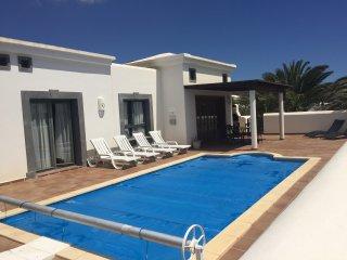 Casa Maria Faro Park Playa Blanca