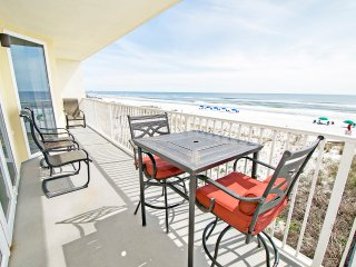Sea Dunes 204 - 3BR - BeachSVC - Wraparound Balcony - RJFunPass- Okaloosa