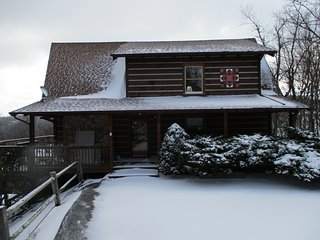 LOW WINTER RATES-Huge View Close BR-Boone-ParkWay-Private Setting-EasyAccess